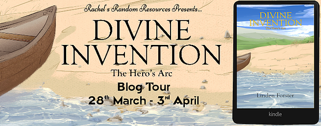 divine invention - tour banner